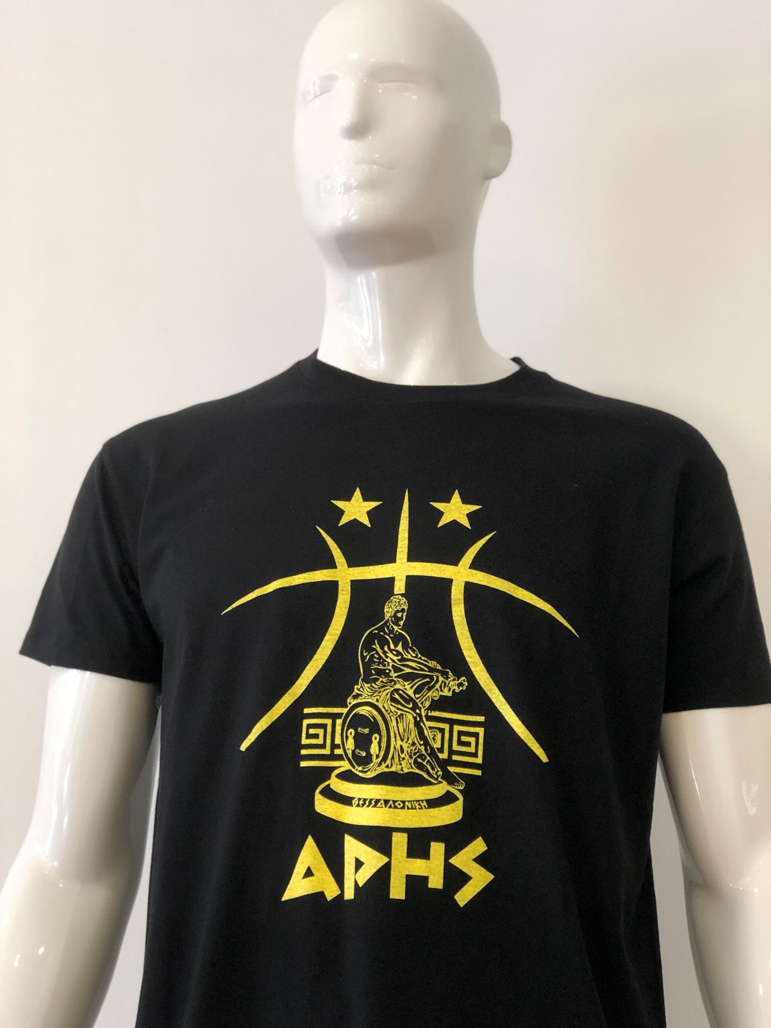 T-shirt ARIS LOGO BLACK