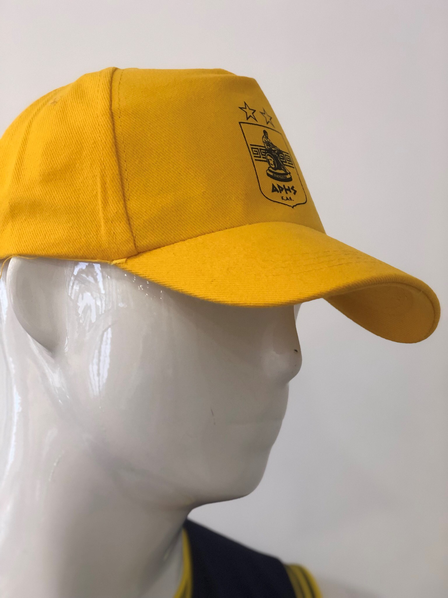 HAT YELLOW