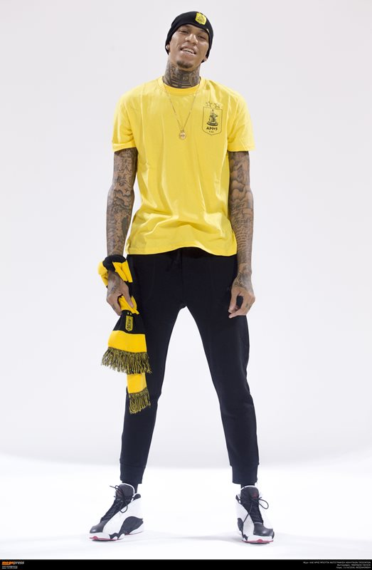 T-SHIRT YELLOW ARIS